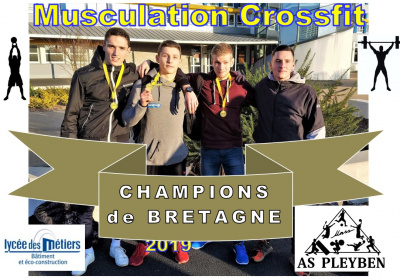 Photo Crossfit BZH -  voir en grand cette image