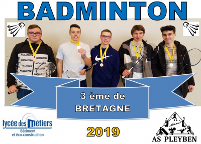 Photo BAD BZH -  voir en grand cette image